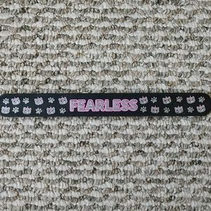 Justice Fearless Kitty Slap Bracelet